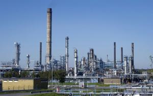 ST1 Refinery in Gothenburg